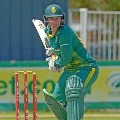 south africa lady cricketer marriage postphone