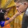 Actor Nikhil shares Allu Arhas cutest video with Allu Aravind