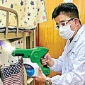 Pesticide that Removes Virus Upto 90 Days
