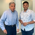 Ratan Tata invests Generic Adhaar startup which run by eighteen year old Arjun Deshpande