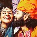 Amala Paul weds Mumbai singer Bhavinder Singh