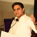 Minister KTR tweets about Lock Out decesion