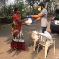 hero gopichand helps poor families