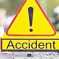 Two cars collided in Karnataka 13 people dead