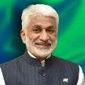 Vijayasai Reddy tells Rajyasabha YSRCP government creates history by giving jobs