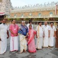 Lokesh alleges there was breach in Tirumala shrine