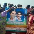 Fisheman families express happiness about YSR Matsyakara Bharosa