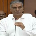Hyderabad needs Rs 50000 crore for development says Harish Rao