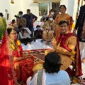 Hero Nikhil Wedding Movements