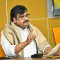 Varla Ramaiah questions AP government where is Parimal Nathwani in this crisis time