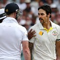 Ben Stokes and Mitchell Johnson in war of words over handshake policy
