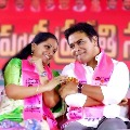 KTR wishes his sister Kavitha on her birthday