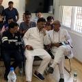 Digvijay Singh Arrested in Bengalore