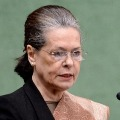 Sonia Gandhi targets BJP
