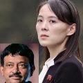 Ram Gopal Varma responds on Kim Jong Un issue