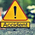 Two Telugu students died in a road mishap in Philippines