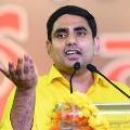 Nara Lokesh comments on volunteers