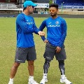 Pant explains how MS Dhoni gives suggestions to young players