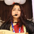 Actress Khushboo receives doctorate form American university