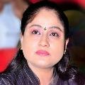 Can KCR takes action against Owaisi asks Vijayashanthi