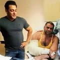 Salman Nephew Abdulla Passes Away