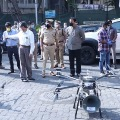 Mumbai police drone surveillance on Muslim areas