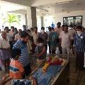 TDP leader Chintamaneni Prabhakars mother no more