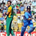 Dale Steyn Commented Umpire feared to give schin Out before Double Century