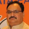 JP Nadda commets Sonia Gandhi