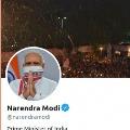 Modi profile pic creates awareness