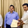 BJP MP Sujana chowdary big donation to Telangana state