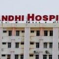 corona tense at gandhi hospital stabilaised