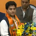 Praise For PM Modi From Jyotiraditya Scindia As He Joins BJP