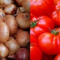 Onion and Tomato Price Drop in Market