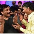 Chiranjeevi praises Chandrababu in his birthday wish