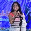 Singer Suneetha complains to KTR