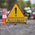 Two dead in Road accident in west godavar