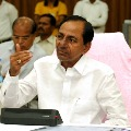 CM KCR meets ministers and officials to discuss on Godavari waters