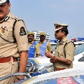 CP anjnikumar prised constable for his sincierity
