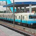 railway police traking MMTS passengers