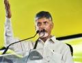 AP ex CM Chandrababu fires on YS Jagan Reddy