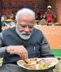 Modi Litti Chokha Meal Has Caused Heartburn In Bihar Says BJP