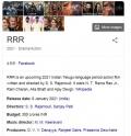 Google Says RRR Having two Directors