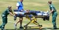 Sri lanka Women Cricketer Kulasuriya Injured