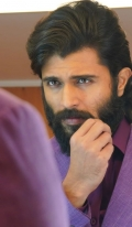 Vijay Devarakonda about love in life