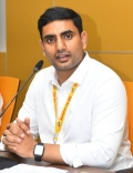 Nara Lokesh says we discussed about injustice to youth inTNSF