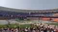 Several Celebrities in Motera Stadium