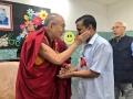 Dalai Lama Congratulates Kejriwal