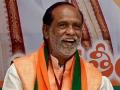 BJP Telangana Chief Laxman fires on KCR