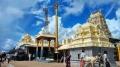 bitra gunta vekteswara temple chariot in fire